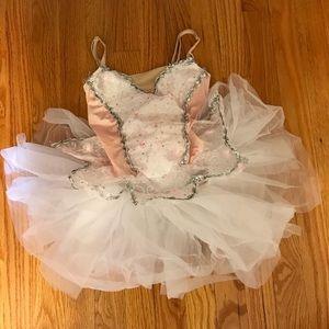 Girls Ballerina Costume